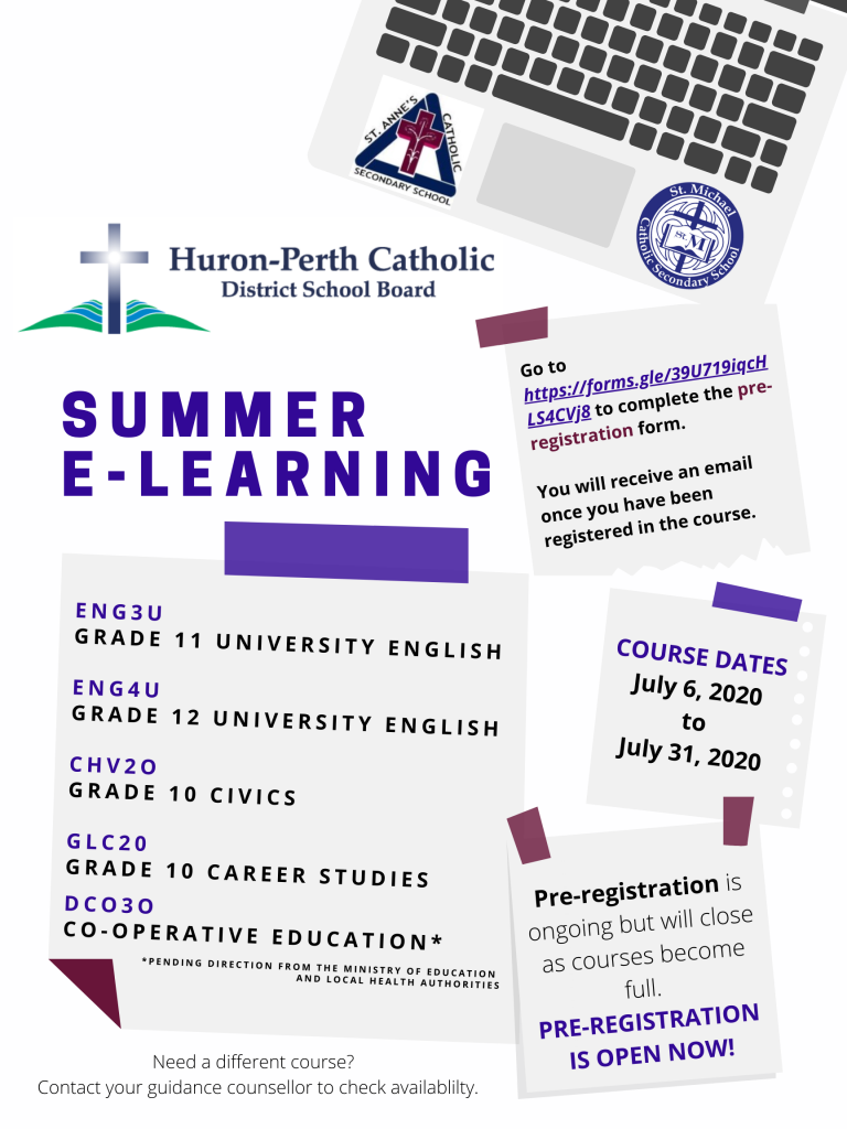 Summer Learning 2020